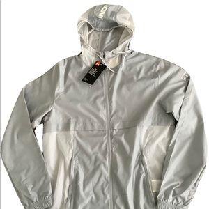 Under Armour Men's heat gear windbreaker jacket L